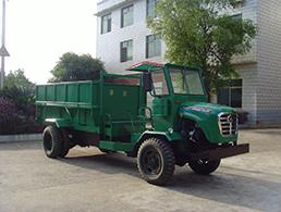 124拖拉机
